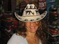 Stetson hat made of Alpaca fabric