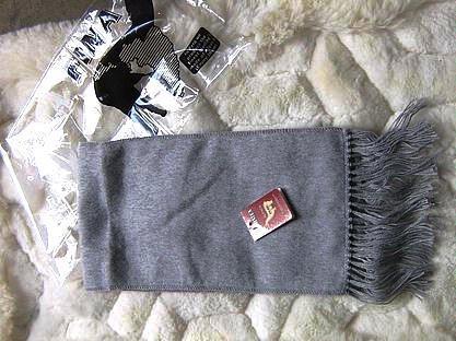Grey Alpacawool scarf,neck scarf, unisex