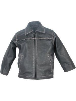 Genuine lamb nappa leather boys Jacket from Aliaga
