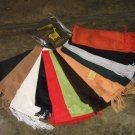 Lot of 12 Alpaca wool scarves,shawls wholesale