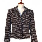 Chekked Blazer, Jacket made with Surialpaca wool
