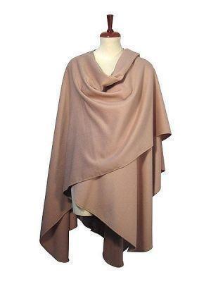 Cape made with Babyalpaca wool, shawl or wrap