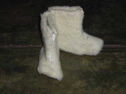 Babyalpca Fur Boots, house shoes, bed shoes