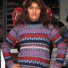 Women Sweater,pure Alpaca wool, jersey in all sizes