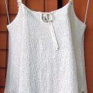 Sleeveless Top, shirt made of ekological Pima Cotton