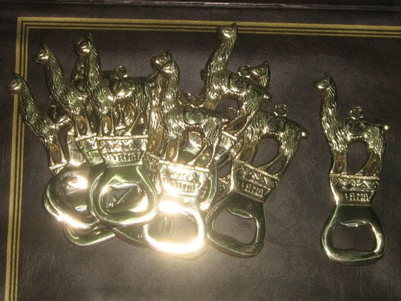Lot of 48 bottle opener from Peru,wholesale