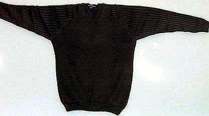 Black sweater,alpaca wool, cable pattern crewneck