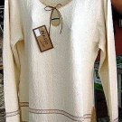 White longsleve Shirt, ecological pima cotton