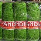 500 Gramm green Alpacawool,knitting wool, yarn