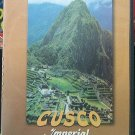 DVD,Machupicchu Cusco,Documentation from Peru