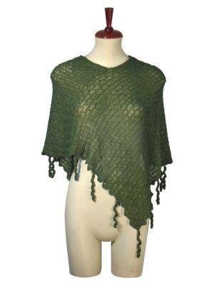 Weaved wrap,shawl made of Babyalpaca wool