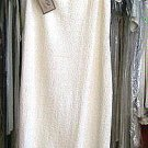 White long dress from Ñusta ,pure pima cotton