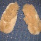 Babyalpca Fur Slipper, house shoes, bed shoes