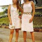 White Dress, Ñusta ,ecological pima cotton