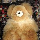 Teddy Bear made of pure Babyalpaca fur, figure toy, 25 inch