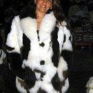 Fur jacket made of Babyalpaca pelt, outerwear