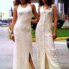 Long dress, Ñusta, ekological Pyma Cotton