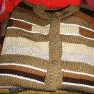 Cardigan made of pure Alpacawool, wool jacket