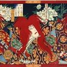"""""""Three Samurai Red Hair""""BIG Japanese Art Print Japanese"""