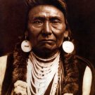 """Chief Joseph"" Edward Curtis Native American Indian Art"