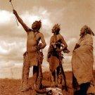 """The Oath""BIG Edward S.Curtis Native American Art Photo"