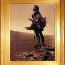 """The Eagle Catcher"" Edward S. Curtis Art Photograph"