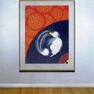 """Legerete"" BIG Art Deco Print by Erte"