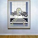 """Paresseuse"" HUGE Art Deco Print by Erte"