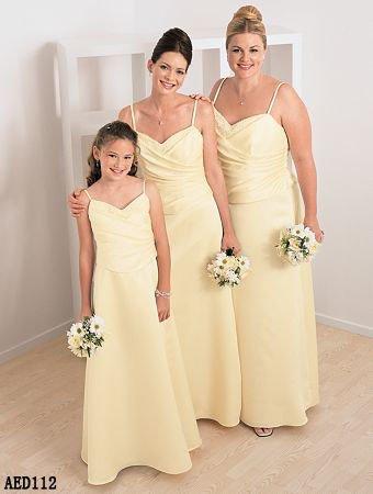 Bridesmaid AED 112