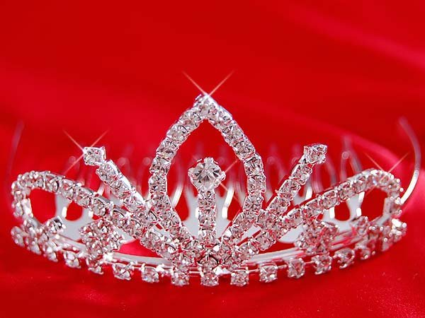 Tiaras for the Beautiful Bride SGH 061