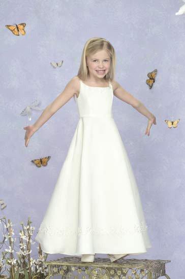 Flowergirl Dress FD136