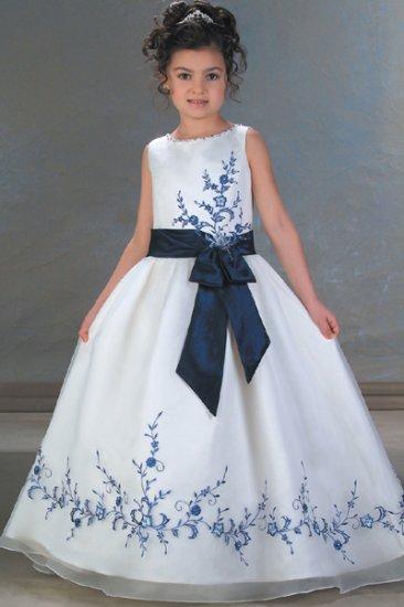 Flowergirl Dress FD124