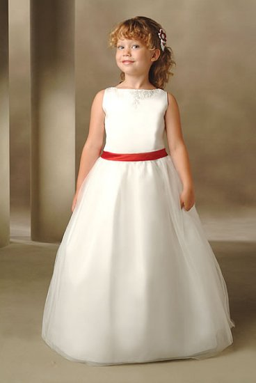 Flowergirl Dress FD117