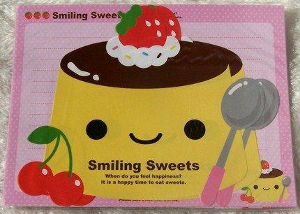 Pudding Letter Set