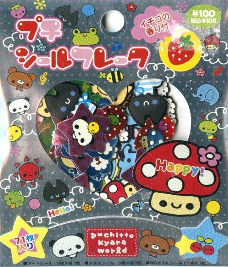 Kamio Puchitto Kyara World Sticker Sack