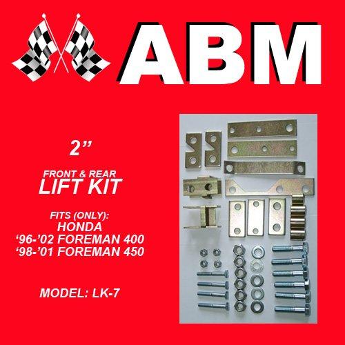 2 U0026quot  Atv Quad Lift Kit Fits 1996