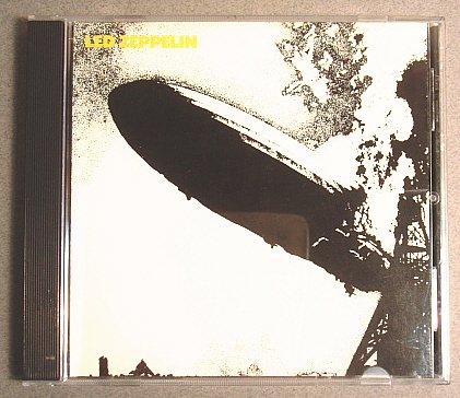 LED ZEPPELIN CD (DEBUT) 1969