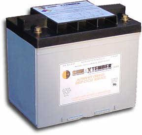 Concorde PVX 1080T Deep Cycle AGM Battery