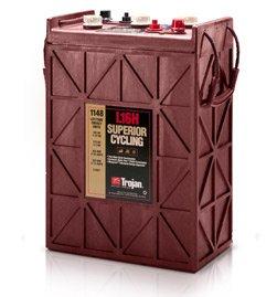 L16H Trojan -6 volt Deep Cycle Battery