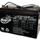 PUBP 110-12 Deep Cycle Battery