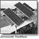 UTRF120 TrackRack™