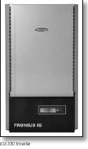 Fronius IG 2500-LV Inverter 2400 W, 208 V