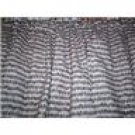 New Window Curtain Valance made from  SHEET MUSIC MUSICAL NOTES   fabric FREE SHIPPING