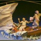 """FONTANINI Fontanini """"Christ Calming the Sea of Galilee"""" - 182-50618"""
