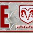 ST-004 Dodge Highway Street Sign