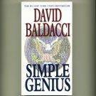 BALDACCI, DAVID - Simple Genius