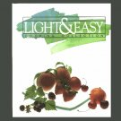 Light & Easy Cooking Collection - Like New!