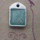 Celtic Square Pendant