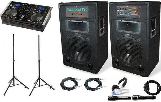 DJ Starter Package I
