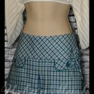Abercrombie & Fitch Silk Lined Mini Skirt - size 4 - S4B0003